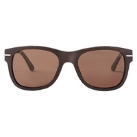 Wewood Crux Sunglasses Brown Si 81070 Polarized