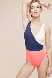 Anthropologie Solid And Striped Ballerina One Piece Assorted