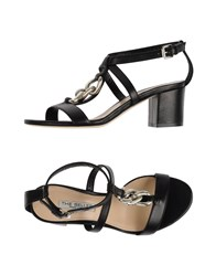 The Seller Footwear Sandals Women Black