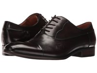 Steve Madden Poter Brown Men's Lace Up Cap Toe Shoes