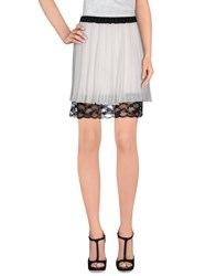 Giorgia And Johns Giorgia And Johns Skirts Mini Skirts Women White