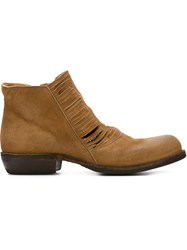 Fiorentini Baker Fiorentini Baker 'Cledy' Ankle Boots Brown