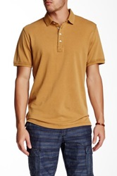 Jeremiah Joshua Solid Polo Brown