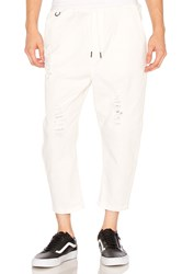 Publish Daxter Pants White