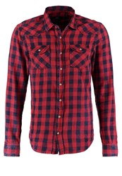 Ltb Rohan Shirt Red Plaid Wash