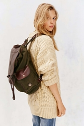 Will Leather Goods Lennon Backpack Olive