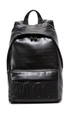 Mcq By Alexander Mcqueen Classic Backpack Black
