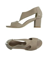Progetto Footwear Sandals Women Dove Grey