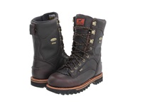 Irish Setter Elk Tracker Gore Tex 12 860 Brown Worn Saddle Leather Men's Waterproof Boots
