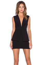 Finders Keepers Next In Line To Take A Bow Dress Black