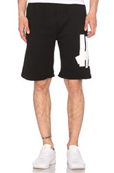 Undefeated Big 5 Strikes Sweatshort Black