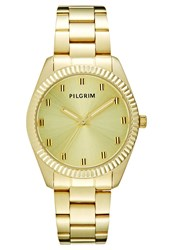 Pilgrim Watch Goldcoloured