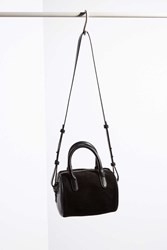 Cooperative Lizzie Duffel Crossbody Bag Black