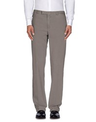 Piombo Trousers Casual Trousers Men Grey