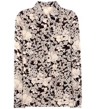 Saint Laurent Printed Shirt Beige