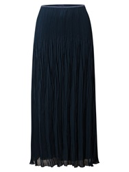 East Maxi Bubble Skirt Ink