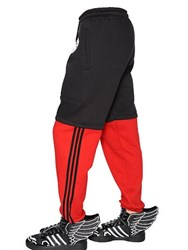 Adidas By Jeremy Scott Basketball Cotton Jogging Pants