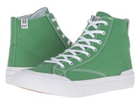 Huf Classic Hi Ess Tx Kelly Green Men's Skate Shoes