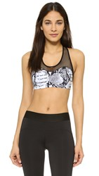 Michi Antigravity Bra Black Snake