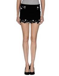 Betty Blue Mini Skirts Black