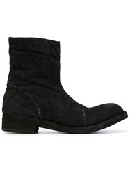 Isaac Sellam Experience Distressed Boots