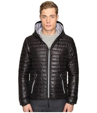 Duvetica Acelo Lightweight Quilted Down Jacket Black Men's Coat