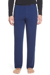 Naked Stretch Lounge Pant Blue