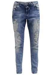 Only Onllise Relaxed Fit Jeans Light Blue