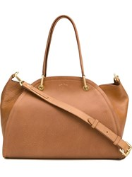 Maiyet Small 'Peyton' Tote Bag Brown