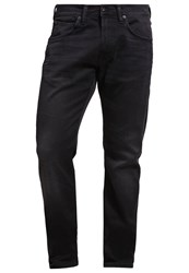 Edwin Relaxed Fit Jeans Trip Used Black Denim