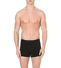 Ralph Lauren Stretch Cotton Trunks Black