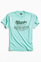 Urban Outfitters Vintage Tools Tee Mint