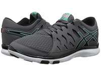 Asics Gel Fit Tempo 2 Storm Black Mint Women's Cross Training Shoes