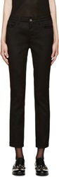 Dolce And Gabbana Black Skinny Jeans