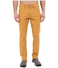 Black Diamond Creek Pants Camel Men's Casual Pants Tan