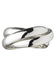 Links Of London Triple Ring Silver