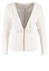 Cream Shandie Blazer Chalk Off White