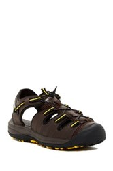 New Balance Appalachian Sandal Wide Width Available Brown