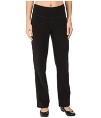 Royal Robbins Foxtail Fleece Pants Jet Black Women's Casual Pants