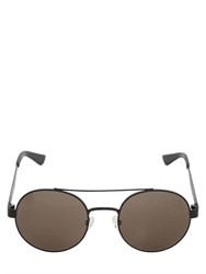 Oxydo Rounded Metal Sunglasses