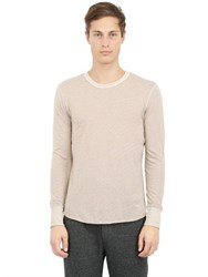 Alternative Apparel Organic Long Sleeve T Shirt