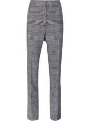 Carolina Herrera Cigarette Trousers Black
