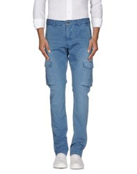 Reign Trousers Casual Trousers Men Pastel Blue