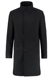 Joop Maron Short Coat Anthrazit Anthracite