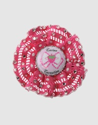Tarina Tarantino Hair Accessories Fuchsia