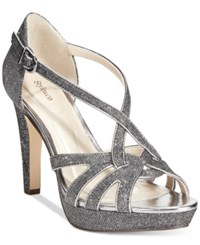 Styleandco. Style And Co. Selinaa Evening Pumps Only At Macy's Women's Shoes Pewter