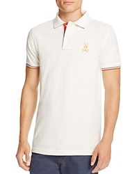 Psycho Bunny St. Lucia Classic Fit Polo Egret