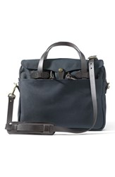 Men's Filson 'Original' Briefcase Blue Navy