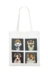 Forever 21 Puppies Eco Tote Bag
