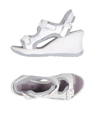 Ruco Line Footwear Sandals Women White